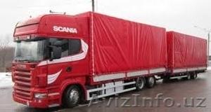 Перевозки импортно-экспортных грузов UZ-EU-UZ - Изображение #3, Объявление #1447444