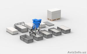 Мини производство газобетона АСМ-4МС - Изображение #1, Объявление #1582524